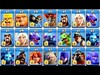 FIRST TIME EVER DOING THIS WITH ALL MAX LEVELS!! - Clash Of
