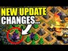 THIS NEW UPDATE BALANCE CHANGE IS MASSIVE! 🔥 Clash Of Clans