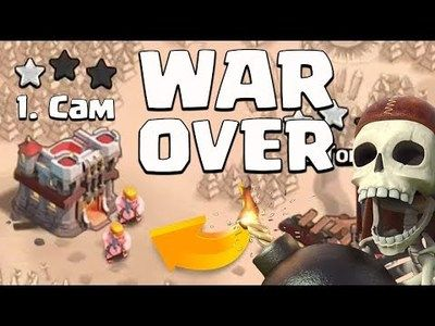 Clash of Clans with Cam
