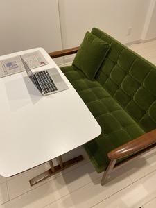カリモク60Kチェア&カフェテーブル1200を導入!