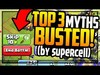 TOP 3 Trophy Myths BUSTED by Supercell in Clash of Clans!