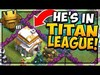 WORLD RECORD - Town Hall 6 in TITAN LEAGUE in Clash of Clans...