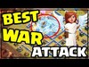 667,000 Views - The 'PERFECT' Clash of Clans 3-Sta
