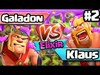 WHERE to Find MAX ELIXIR! Galadon vs. Klaus Clash of Clans T...