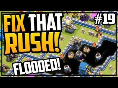 Clash of Clans Attacks and Mob
