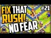CAN'T LOSE! Gem, MAX, Fix That Rush Clash of Clans Epis...