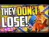 THEY DON'T LOSE! Clash of Clans INSANE Attacks from PRO...